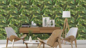Decoración tipo selva para tu casa